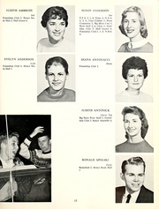 Page 17, 1959 Edition, Euclid High School - Euclidian Yearbook (Euclid, OH) online yearbook collection