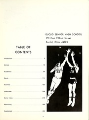 Page 7, 1968 Edition, Euclid High School - Euclidian Yearbook (Euclid, OH) online yearbook collection