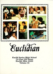 Page 3, 1982 Edition, Euclid High School - Euclidian Yearbook (Euclid, OH) online yearbook collection
