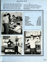 Page 5, 1982 Edition, Euclid High School - Euclidian Yearbook (Euclid, OH) online yearbook collection