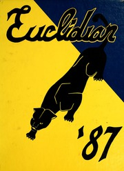 1987 Edition, Euclid High School - Euclidian Yearbook (Euclid, OH)