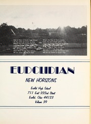 Page 5, 1988 Edition, Euclid High School - Euclidian Yearbook (Euclid, OH) online yearbook collection