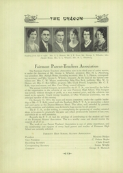 Page 12, 1931 Edition, Fairmont West High School - Dragon Yearbook (Kettering, OH) online yearbook collection
