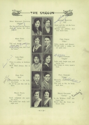 Page 17, 1931 Edition, Fairmont West High School - Dragon Yearbook (Kettering, OH) online yearbook collection