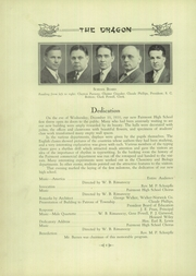 Page 8, 1931 Edition, Fairmont West High School - Dragon Yearbook (Kettering, OH) online yearbook collection