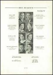 Page 11, 1935 Edition, Fairmont West High School - Dragon Yearbook (Kettering, OH) online yearbook collection