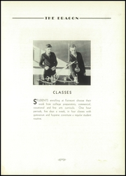 Page 13, 1935 Edition, Fairmont West High School - Dragon Yearbook (Kettering, OH) online yearbook collection