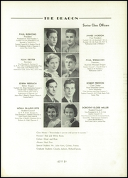 Page 15, 1935 Edition, Fairmont West High School - Dragon Yearbook (Kettering, OH) online yearbook collection