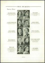 Page 16, 1935 Edition, Fairmont West High School - Dragon Yearbook (Kettering, OH) online yearbook collection