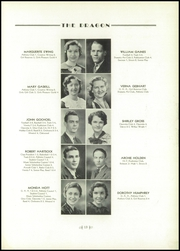 Page 17, 1935 Edition, Fairmont West High School - Dragon Yearbook (Kettering, OH) online yearbook collection