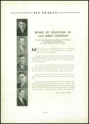 Page 8, 1935 Edition, Fairmont West High School - Dragon Yearbook (Kettering, OH) online yearbook collection