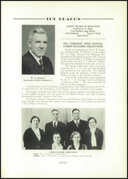 Page 9, 1935 Edition, Fairmont West High School - Dragon Yearbook (Kettering, OH) online yearbook collection