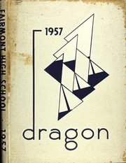 1957 Edition, Fairmont West High School - Dragon Yearbook (Kettering, OH)