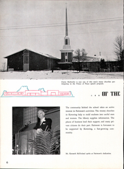 Page 10, 1959 Edition, Fairmont West High School - Dragon Yearbook (Kettering, OH) online yearbook collection
