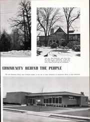 Page 11, 1959 Edition, Fairmont West High School - Dragon Yearbook (Kettering, OH) online yearbook collection