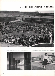 Page 12, 1959 Edition, Fairmont West High School - Dragon Yearbook (Kettering, OH) online yearbook collection