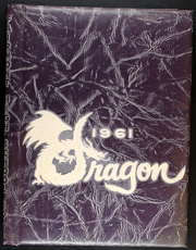 1961 Edition, Fairmont West High School - Dragon Yearbook (Kettering, OH)
