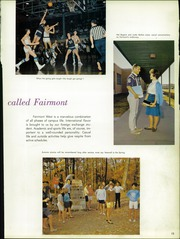 Page 15, 1964 Edition, Fairmont West High School - Dragon Yearbook (Kettering, OH) online yearbook collection