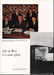 Page 14, 1965 Edition, Fairmont West High School - Dragon Yearbook (Kettering, OH) online yearbook collection
