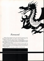 Page 8, 1965 Edition, Fairmont West High School - Dragon Yearbook (Kettering, OH) online yearbook collection