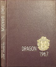 1967 Edition, Fairmont West High School - Dragon Yearbook (Kettering, OH)