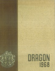 1968 Edition, Fairmont West High School - Dragon Yearbook (Kettering, OH)