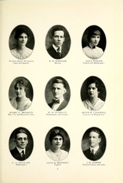 Page 15, 1918 Edition, Greenville High School - Chief Yearbook (Greenville, OH) online yearbook collection