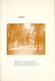 Page 15, 1921 Edition, Greenville High School - Chief Yearbook (Greenville, OH) online yearbook collection