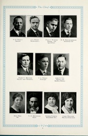 Page 15, 1924 Edition, Greenville High School - Chief Yearbook (Greenville, OH) online yearbook collection