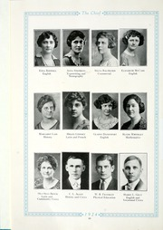 Page 16, 1924 Edition, Greenville High School - Chief Yearbook (Greenville, OH) online yearbook collection