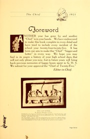 Page 17, 1925 Edition, Greenville High School - Chief Yearbook (Greenville, OH) online yearbook collection