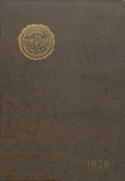 Page 1, 1928 Edition, Greenville High School - Chief Yearbook (Greenville, OH) online yearbook collection