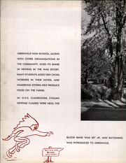 Page 8, 1944 Edition, Greenville High School - Chief Yearbook (Greenville, OH) online yearbook collection