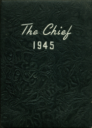 Greenville High School - Chief Yearbook (Greenville, OH) online yearbook collection, 1945 Edition, Page 1
