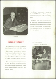 Page 15, 1949 Edition, Greenville High School - Chief Yearbook (Greenville, OH) online yearbook collection