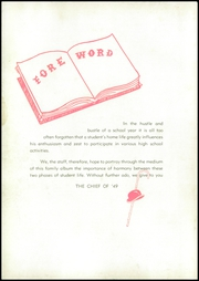 Page 8, 1949 Edition, Greenville High School - Chief Yearbook (Greenville, OH) online yearbook collection