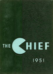 1951 Edition, Greenville High School - Chief Yearbook (Greenville, OH)