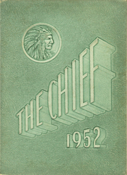 1952 Edition, Greenville High School - Chief Yearbook (Greenville, OH)