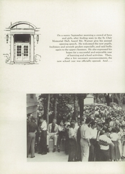 Page 12, 1952 Edition, Greenville High School - Chief Yearbook (Greenville, OH) online yearbook collection
