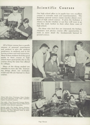 Page 17, 1952 Edition, Greenville High School - Chief Yearbook (Greenville, OH) online yearbook collection