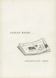 Page 7, 1952 Edition, Greenville High School - Chief Yearbook (Greenville, OH) online yearbook collection