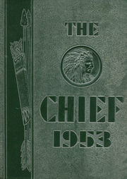 1953 Edition, Greenville High School - Chief Yearbook (Greenville, OH)