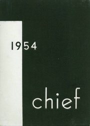 1954 Edition, Greenville High School - Chief Yearbook (Greenville, OH)