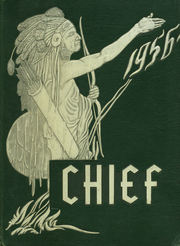 1956 Edition, Greenville High School - Chief Yearbook (Greenville, OH)