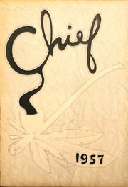 1957 Edition, Greenville High School - Chief Yearbook (Greenville, OH)