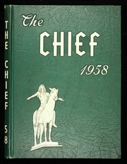 1958 Edition, Greenville High School - Chief Yearbook (Greenville, OH)