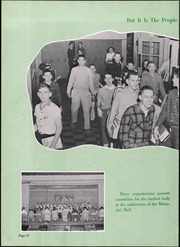 Page 14, 1958 Edition, Greenville High School - Chief Yearbook (Greenville, OH) online yearbook collection