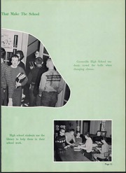 Page 15, 1958 Edition, Greenville High School - Chief Yearbook (Greenville, OH) online yearbook collection