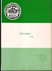Page 5, 1958 Edition, Greenville High School - Chief Yearbook (Greenville, OH) online yearbook collection