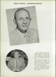 Page 16, 1960 Edition, Greenville High School - Chief Yearbook (Greenville, OH) online yearbook collection